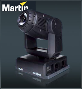 Martin MAC 2000 Profile image (#526923) - Audiofanzine